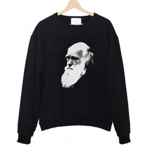 Charles Darwin Theory of Evolution Sweatshirt