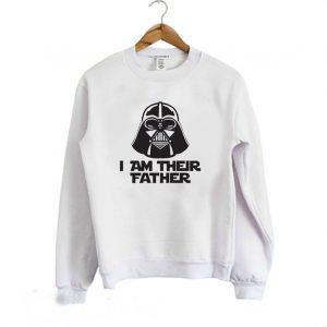 I Am Their Father Star Wars Lover Sweatshirt 300x300 - Home