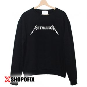 METALLICA heavy metal band Logo Sweatshirt 300x300 - Home