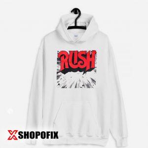 RUSH Starburst Logo Hoodie 300x300 - Home