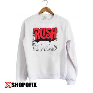 RUSH Starburst Logo Sweatshirt 300x300 - Home