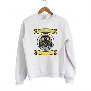 Corona Virus Survivor Sweatshirt