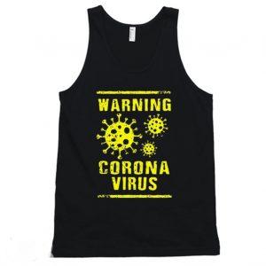 CoronaVirus 2020 China Wuhan Virus Warning Awareness Tanktop
