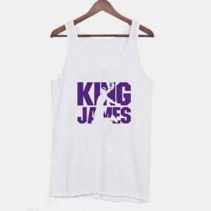 King James Lebron James Men's Tanktop