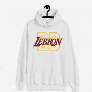 Lebron 23 Hoodie