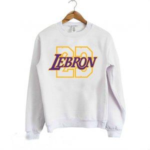 Lebron 23 Sweatshirt