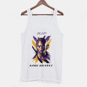 RIP Kobe Bryant Basketball Player Legend Tanktop