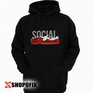 Social Distancing Quarantine Covid 19 Hoodie 300x300 - Home