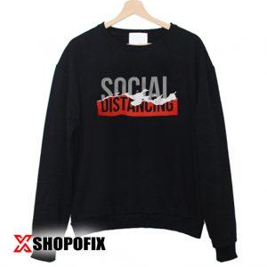 Social Distancing Quarantine Covid 19 Sweatshirt 300x300 - Home