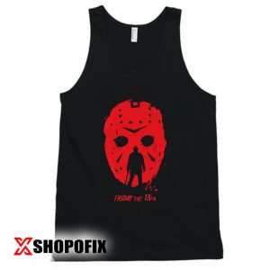 Friday the 13th film Horror movies Tanktop 300x300 - Home