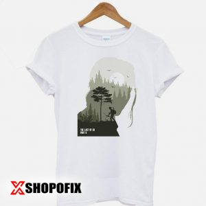 The Last of Us Part II video game T shirt 300x300 - Home