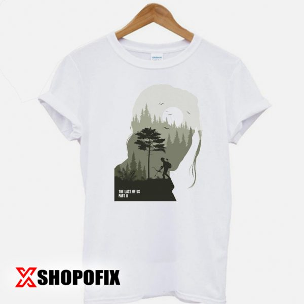 The Last of Us Part II video game T shirt