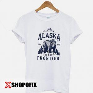 Alaska Shirt tshirt