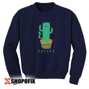Catcus Cacaat Cactus Plant aweatshirt