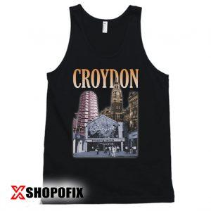 Croydon 90s Style Unisex Tanktop
