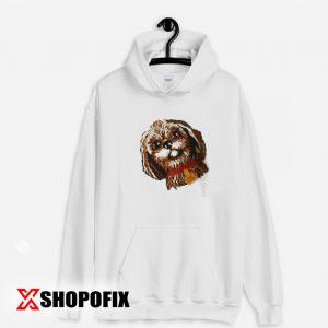 Dog mom shirt, Custom pet shirt, pet memorial, Personalized dog portrait Hoodie