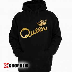 Family shirts King Queen Hoodie