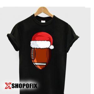 Football Christmas Tshirt