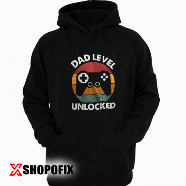Funny New Dad Hoodie