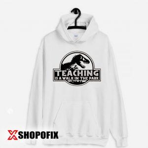 Funny Teacher Hoodie