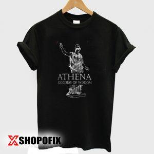 Goddess Of Wisdom Greek tshirt