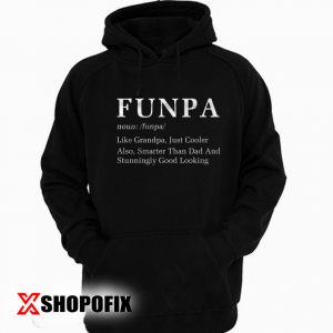 Grandpa Father Day Gift Hoodie