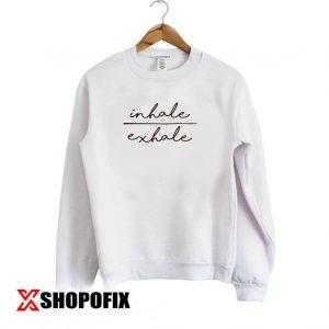 Inhale & Exhale Sweatshirt