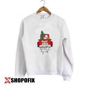 It's the most wonderful time Sweatshirt
