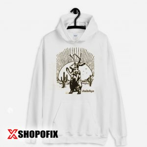 Jackalope hoodie