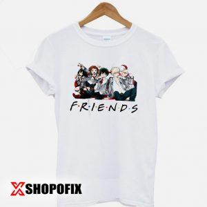 My Hero Academia Friends Tshirt