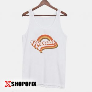 Nevada Retro Rainbow Tanktop