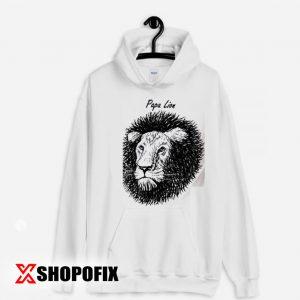 Papa Lion Hoodie