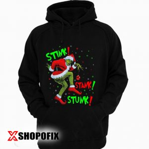 Personalized Grinch Hoodie