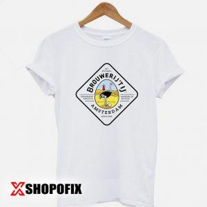 Planet Ostrich Emu Netherlands Tshirt