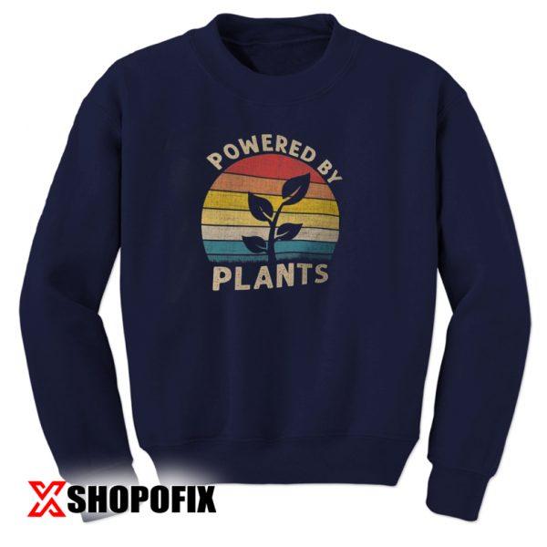 Powered By Plants Sweatshirt