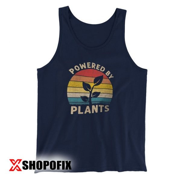 Powered By Plants Tanktop