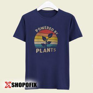 Powered By Plants Tshirt