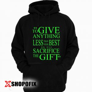 Prefontaine hoodie