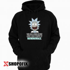 Rick and Morty 'mathematically' hoodie