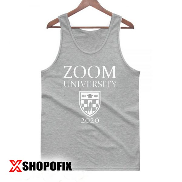 Zoom University Shirt, Student Teacher Gift Shirt