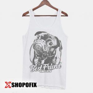 dog shirt custom VINTAGE tanktop