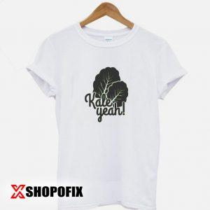 kale tshirt