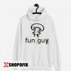 mushroom Humor Tee hoodie