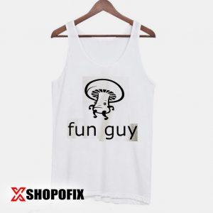 mushroom Humor Tee tanktop