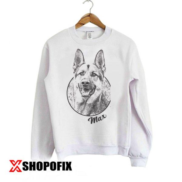 pet t shirt - dog Sweat shirt