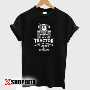 tractor gifts TSHIRT