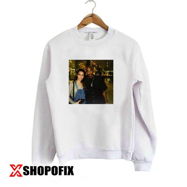 kim kardashian dad sweatshirt