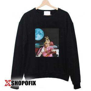 Dua Lipa Poster sweatshirt