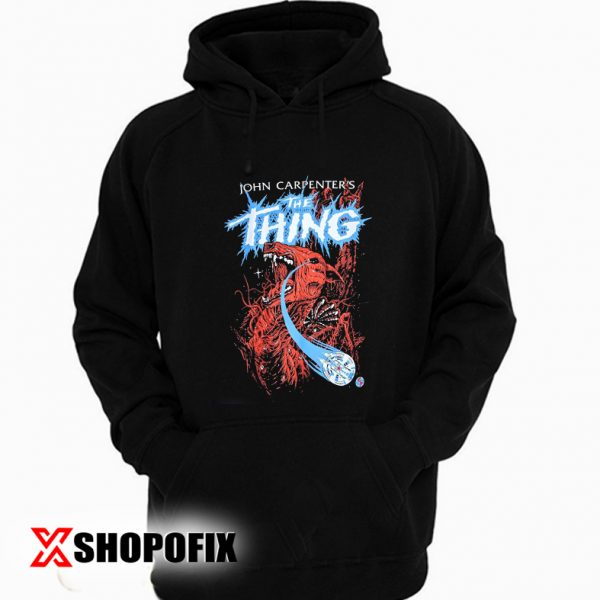 john carpenters the fog hoodie