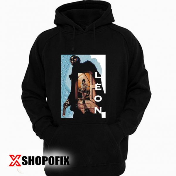 Leon The Proleon the professional hoodiefessional
